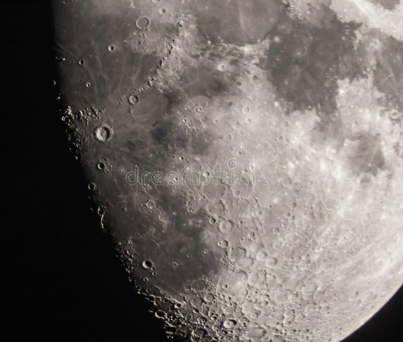 Krater Copernicus fotografering för bildbyråer