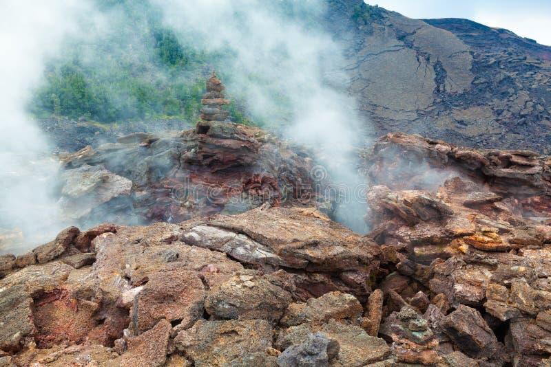 Kraterboden stockbilder