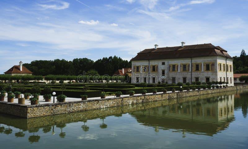 Kratochvile State Chatea foto de stock royalty free
