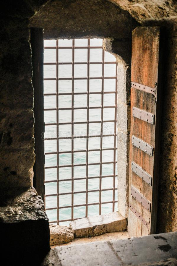 kratownicy okno obrazy royalty free