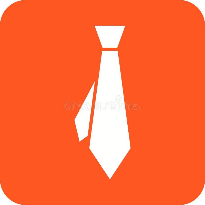 krawat ilustracja wektor