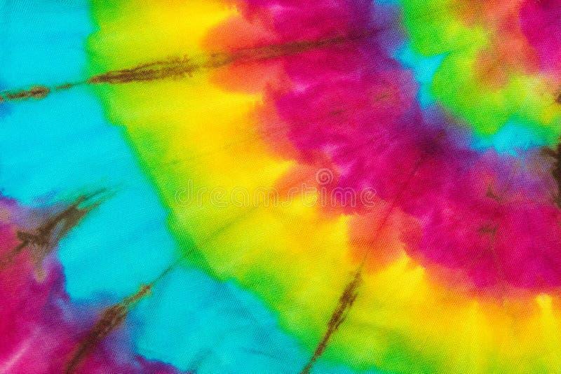 Krawata barwidła kolor obrazy stock