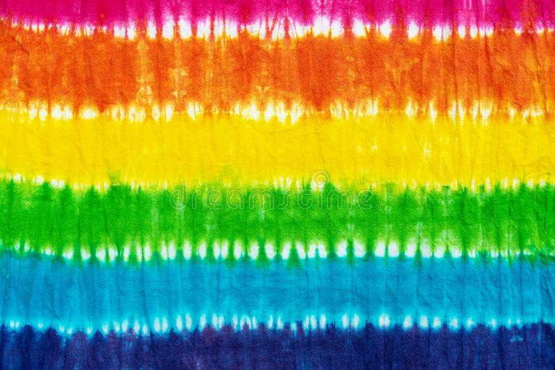 Krawata barwidła wzoru abstrakta tło obraz stock