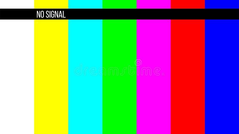 Kein Fernsehsignal