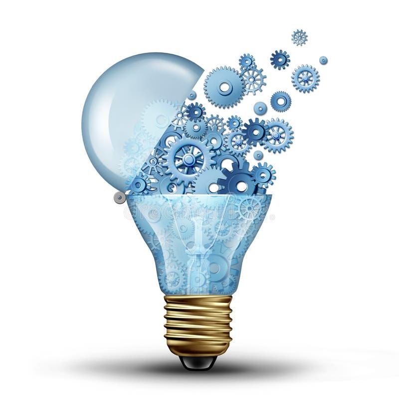 Kreative Technologie stock abbildung
