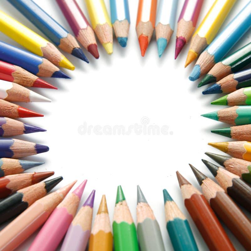 Kreatives Set lizenzfreies stockfoto