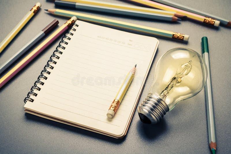kreatywnego pisania zdjęcia stock