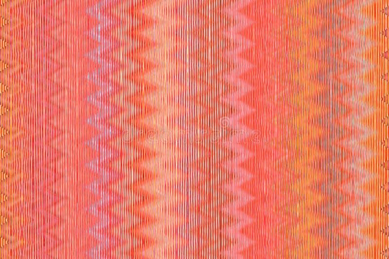 Kreatywnie abstrakcjonistyczna czerwona tekstura obrazy royalty free