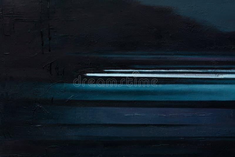 Kreatywnie abstrakcjonistyczna ręka malował tło, tapeta, tekstura obraz royalty free