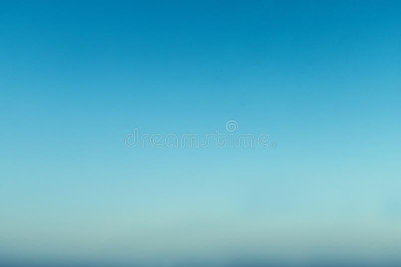 Kreatywnie fotografia niebo gradient z skutkiem obraz royalty free