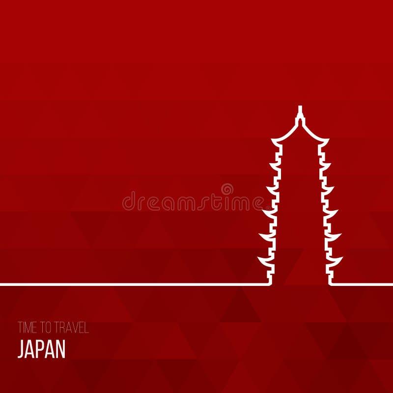Download Kreatywnie Projektów Pomysły Dla Japonia Lub Inspiracja Ilustracja Wektor - Ilustracja złożonej z cityscape, inspiracja: 57656080