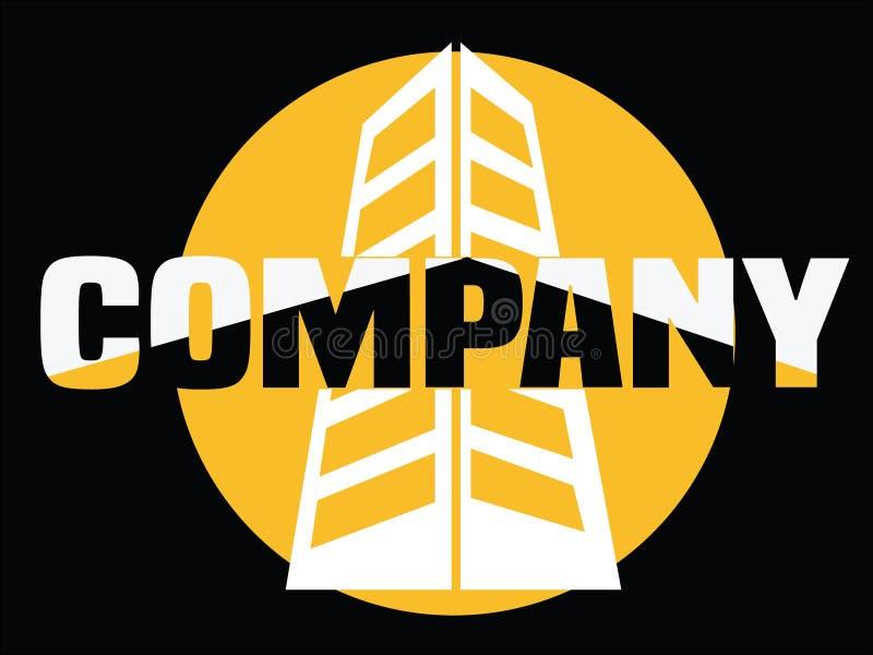 Kreatywnie słowa pojęcia firma i ikony ilustracyjni royalty ilustracja