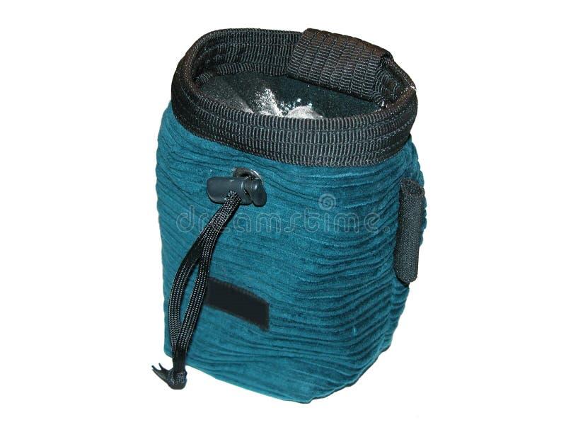 Download Kreda torby zdjęcie stock. Obraz złożonej z sporty, kreda - 133214