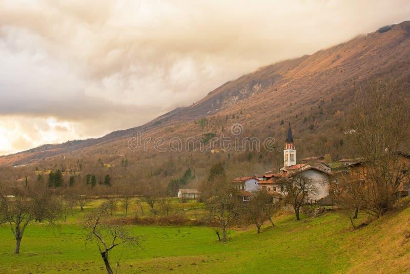 Kreddorp in Slovenië stock fotografie