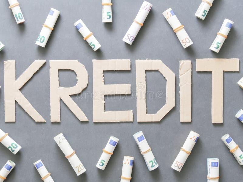 Download Kredit Stock Image Image Of Banknotes Euro Finance