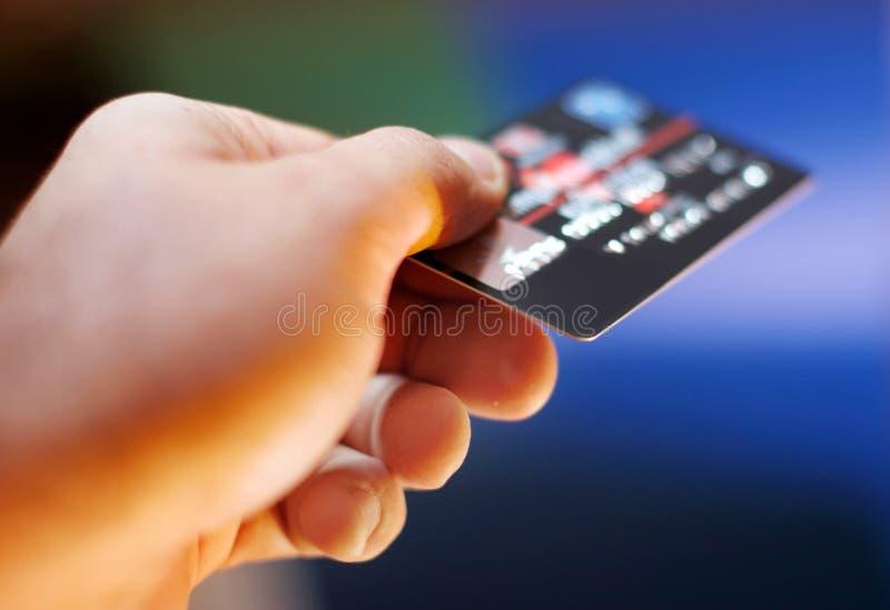 Download Kreditkarte stockfoto. Bild von bargeld, einfluß, finanzen - 9099364