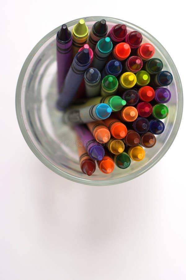 Download Kredki obraz stock. Obraz złożonej z doodle, dzieci, remis - 3771685