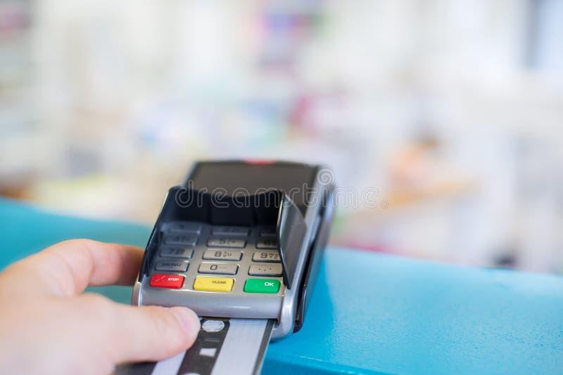 kredyt karty zapłacić zdjęcie royalty free