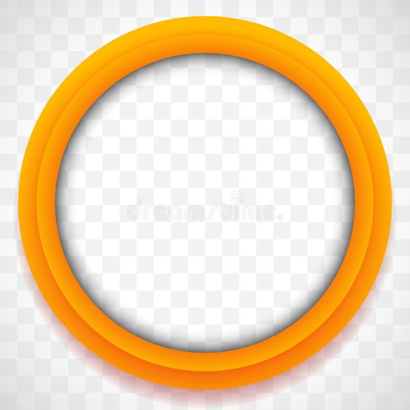 Kreis-Ikone Bunter Ikonenhintergrund Abstrakte Linse vektor abbildung