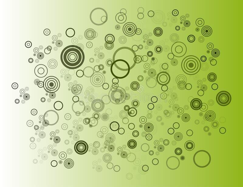 Kreise stock abbildung