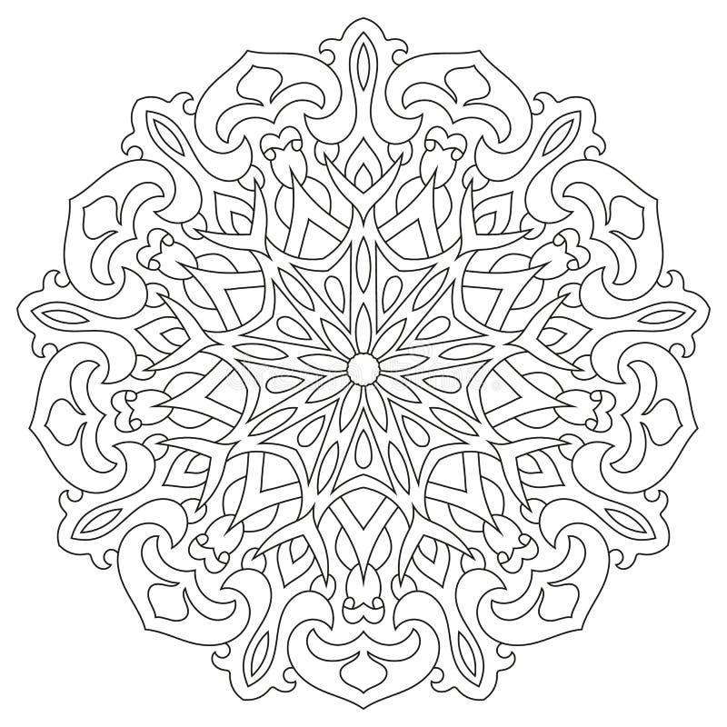 Erfreut Mandala Farbige Seiten Bilder - Beispiel Business Lebenslauf ...