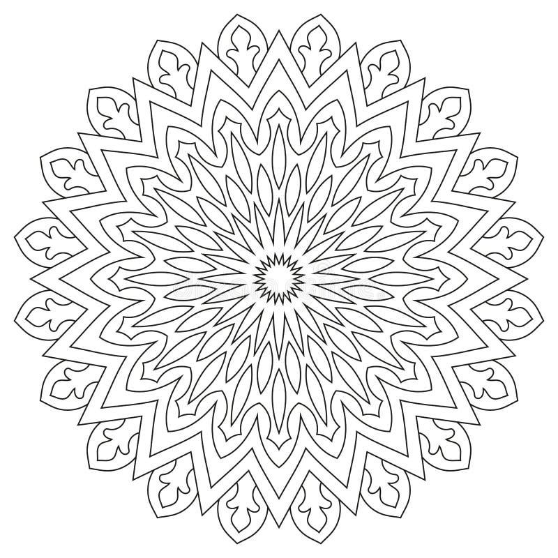 Groß Mandala Farbige Seiten Fotos - Beispiel Wiederaufnahme Vorlagen ...