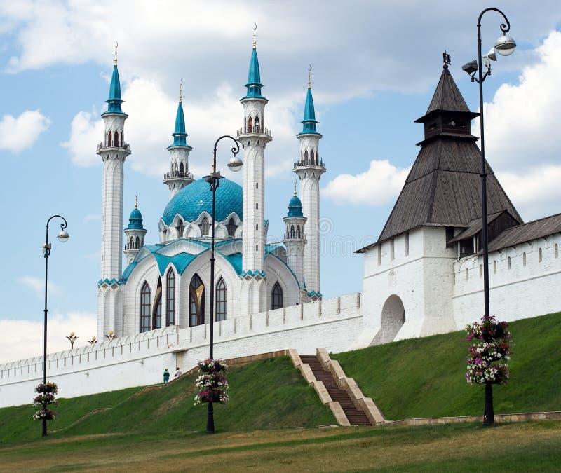 kreml Россия kazan стоковое фото rf