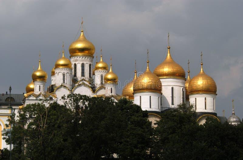 kreml Moscow zdjęcie stock