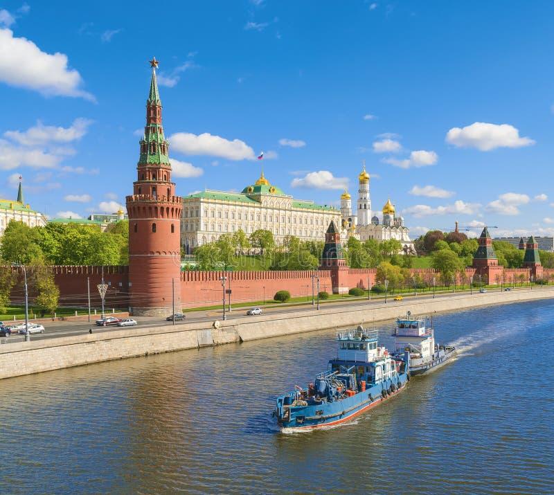 kreml Moscow obrazy royalty free
