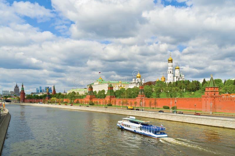 kreml Moscow Rosji obraz stock