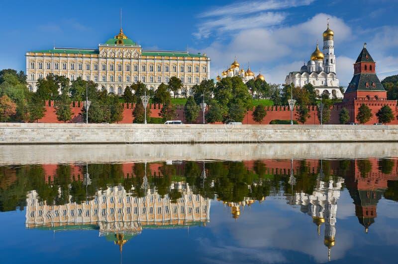 kreml Moscow Rosji zdjęcie stock