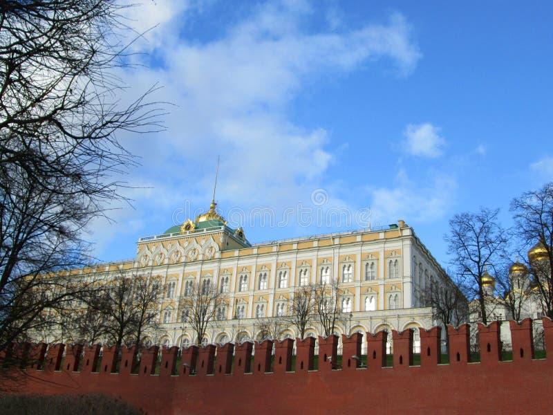 kremlin Резиденция президента Российской Федерации moscow Россия Дворец сената Кремля в Москве, России стоковое изображение rf