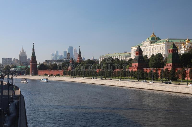 kremlin fotografia de stock