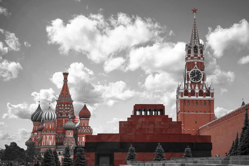kremlin obraz royalty free