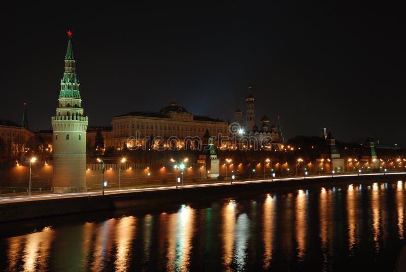 Kremlin. Kind to the Kremlin from the bridge royalty free stock photos