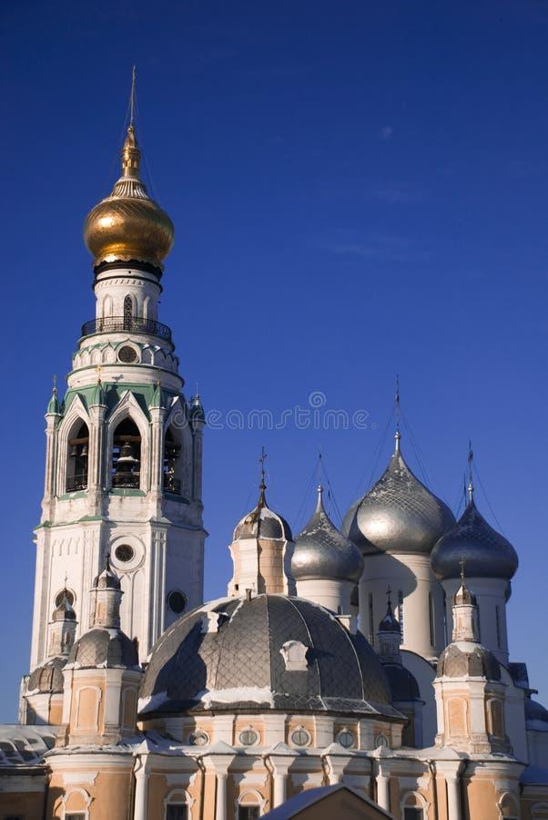 Kremlin de Vologda foto de stock