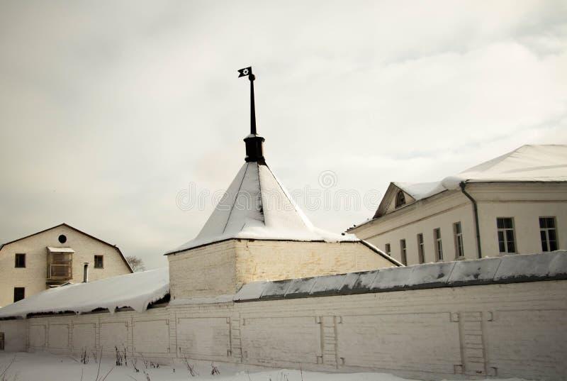 Kremlin do castelo do russo foto de stock
