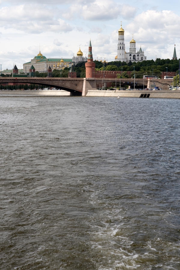 kremlin Moscou image libre de droits