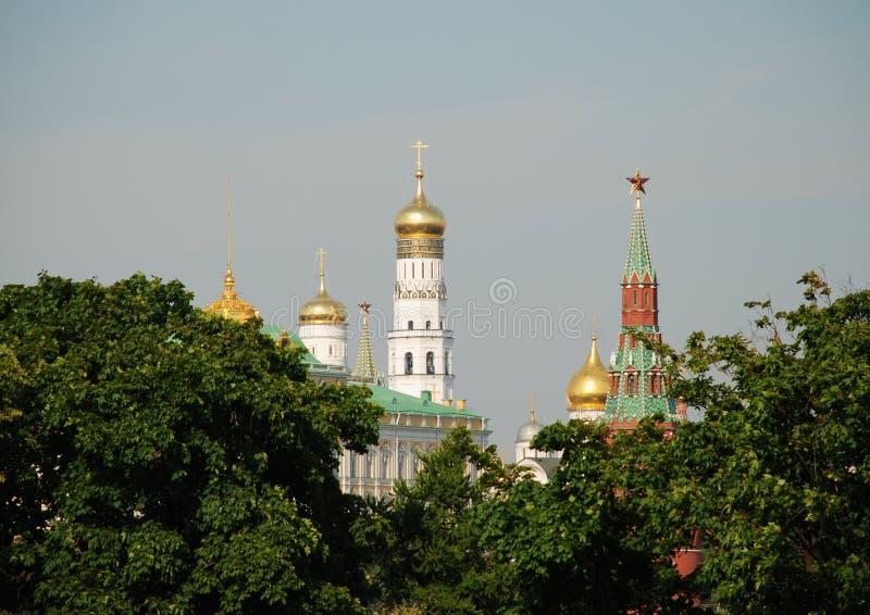 kremlin Moscow obrazy royalty free