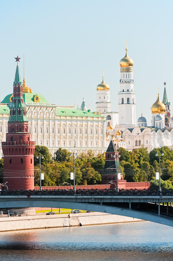Download The Kremlin, Moscow Stock Images - Image: 25708024