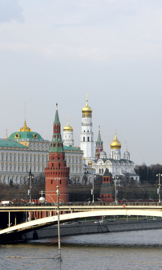 kremlin moscow иллюстрация вектора