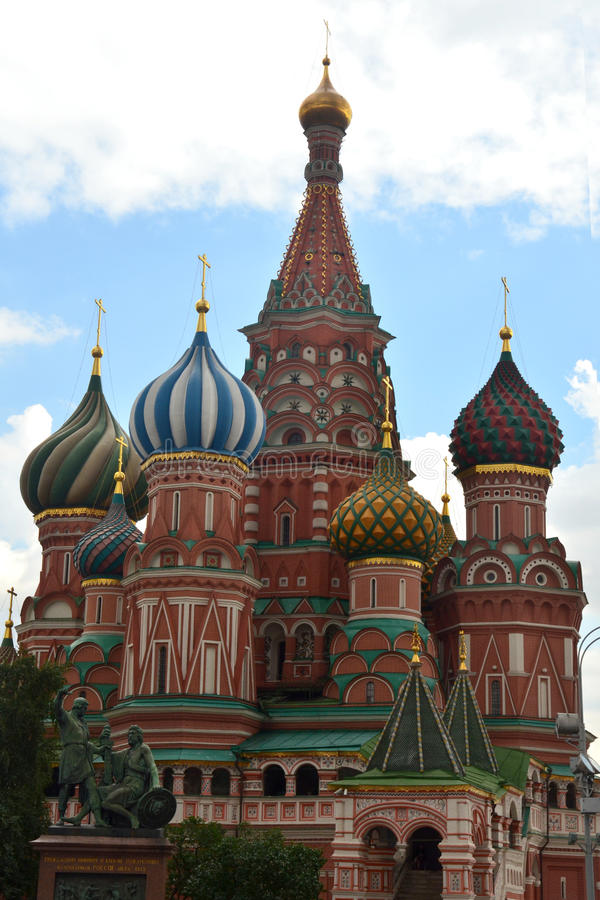 The Kremlin in Moscow royalty free stock photography