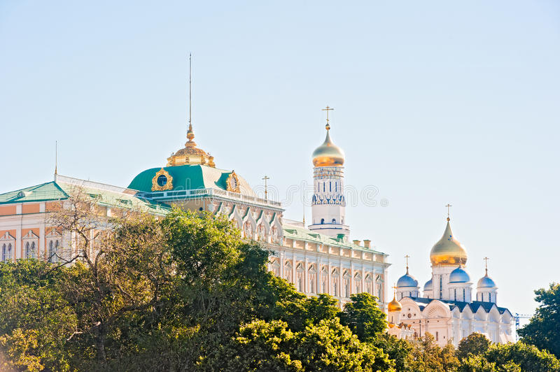 Download The Kremlin, Moscow, The Kremlin Palace Stock Image - Image: 26106817