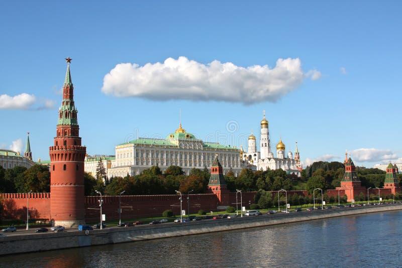 kremlin moscow russia arkivbild