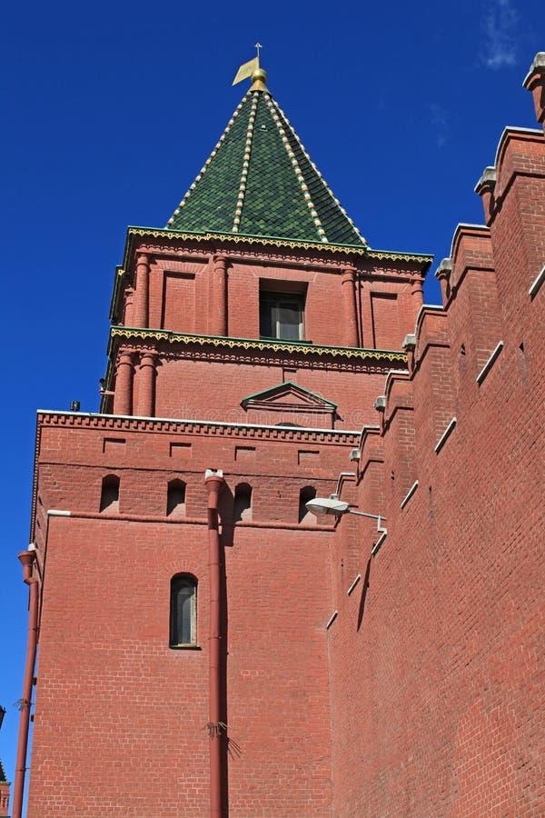 kremlin Moscow Russia zdjęcie stock