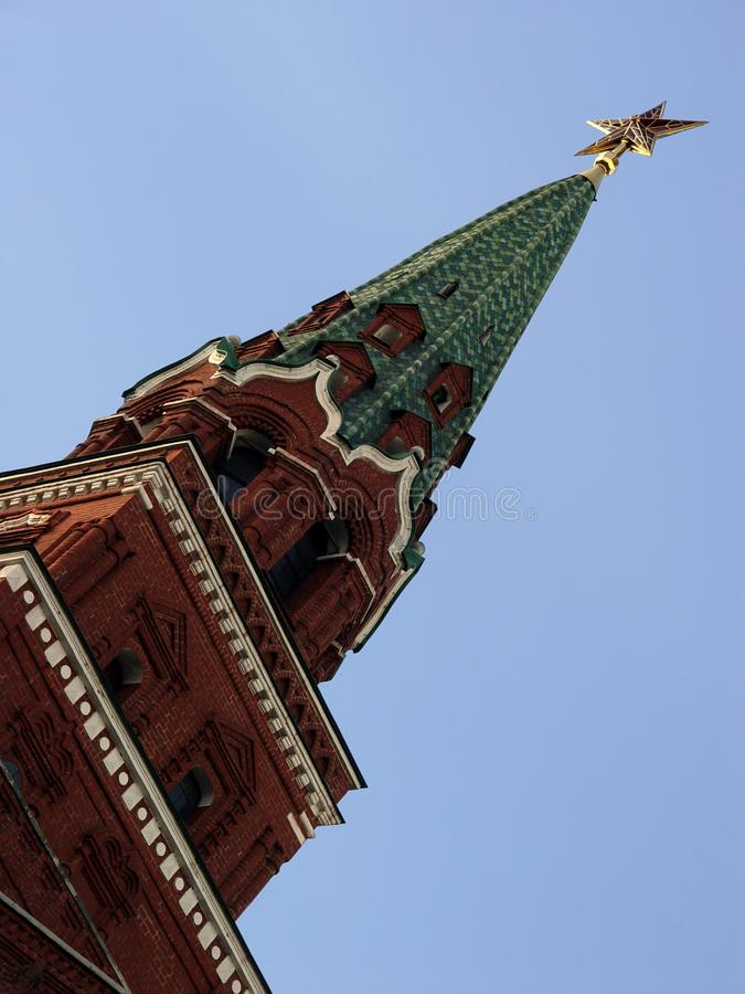 Download Kremlin in Moscow, Russia stock photo. Image of angle, dome - 27186