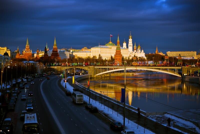 kremlin Moscow Russia obraz royalty free