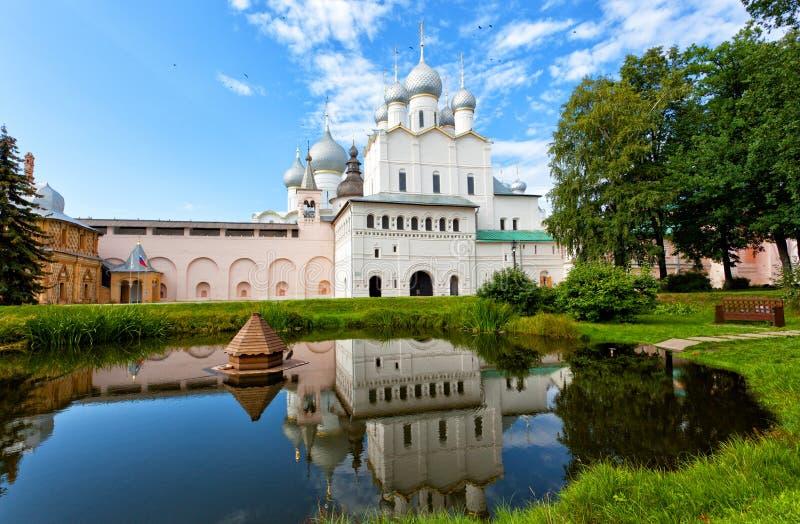 kremlin rostov obraz stock