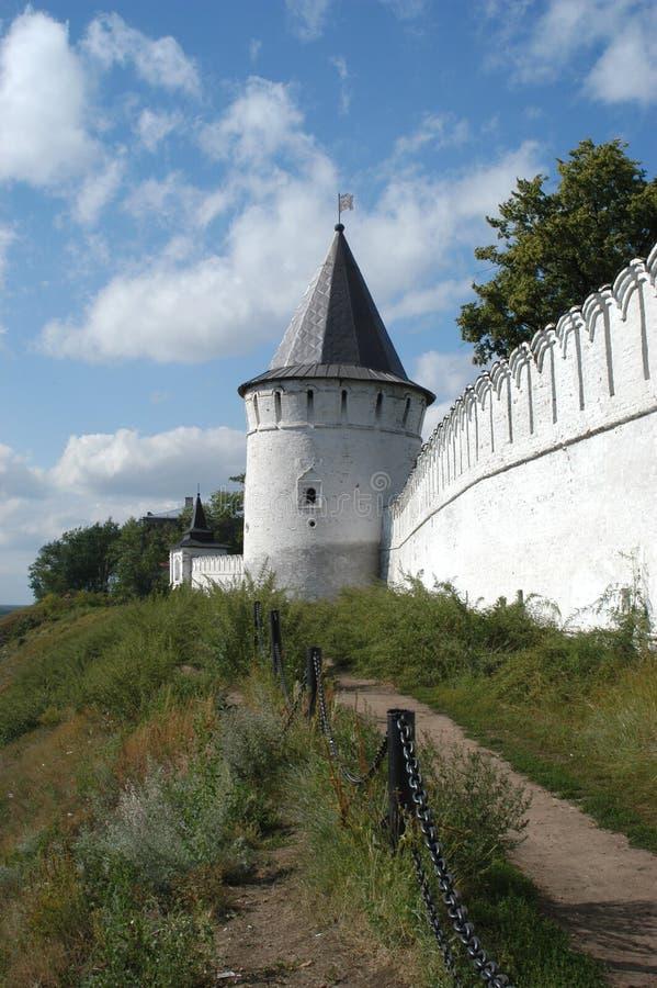 Download Kremlin Siberian foto de stock. Imagem de defesa, embrasure - 526816