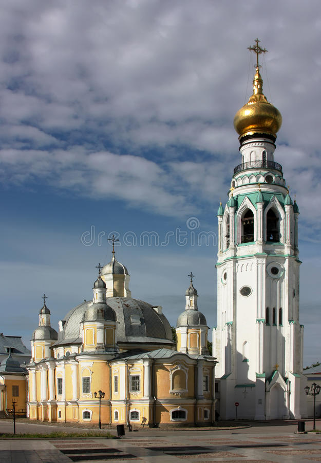 Download Kremlin Square In Vologda,Russia Royalty Free Stock Photography - Image: 25416437